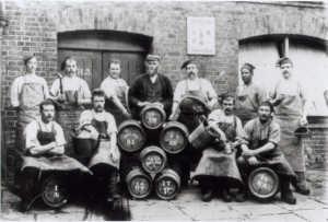 revolucion industrial cerveza