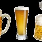 tipos vasos para cerveza