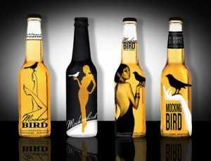 mbird diseño cerveza