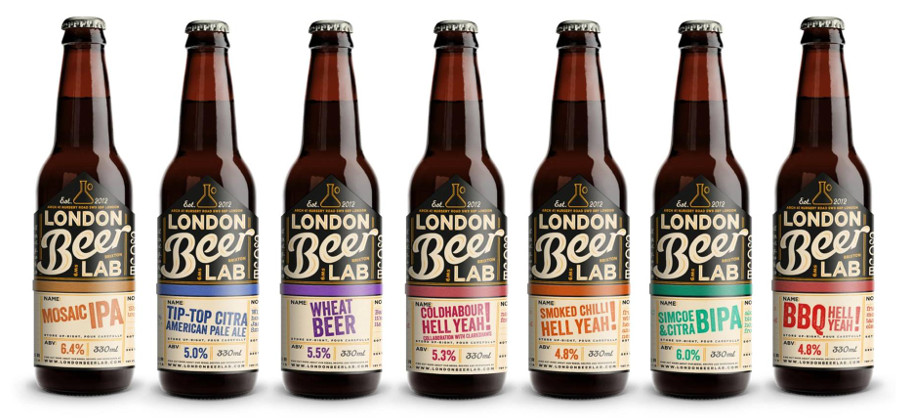 london beer diseño